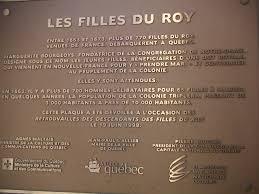 Accueil  Actes de mariage des Filles du Roy