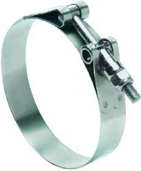 Ideal Tridon Hose Clamp Size Chart Standard All Stainless Steel 3 4in Heavy Duty T Bolt Clamp