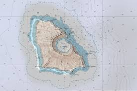 i dì protrar torpidi: Atlante delle Isole Remote - 12/50 - Oceano Indiano -