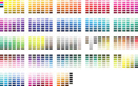 Check out our printable art selection for the very best in unique or custom, handmade pieces from our digital prints shops. Standard Pantone Color Chart Free Download