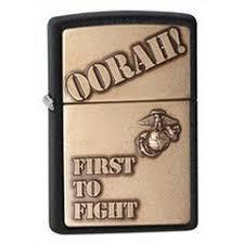 <b>Зажигалка Zippo</b> Marine с покрытием Black Crackle на ZIPPO ...
