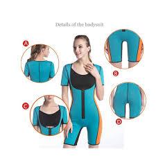Online Shop Hot <b>Shapers Women Bodysuit</b> Sauna Suit <b>Waist</b> ...