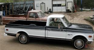 Chevrolet C-10 Highlander Custom Deluxe pickup Great Con Original ...
