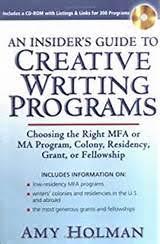 Creative writing nyu courses