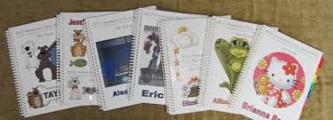 Homeschool Planner Student Assignment Book Pages