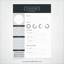 Modern Resume Template Free Download Qualified 10 Top Free Resume