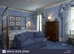 Light Blue Bedroom Curtains Bedrooms Four Poster Equipment Light Blue Dormitory Double Bed Bed