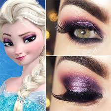 14 easy elsa inspired makeup looks all frozen fans will totally obsess over
