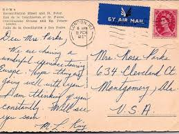 rosa parks papers give insight into civil rights icon a postcard to rosa parks from the late dr martin luther