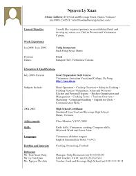 Resume Job Experience Order Resume Work Experience Order c60ualwork60org 2