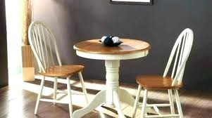 small round dining tables for 2 2 chair dining table 2 chair dining table set image
