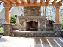 outdoor fireplace kits home depot diy under 1000 stone pictures diy outdoor fireplace kits