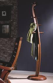 Solid Wood Coat Rack solid wood coat rack clothes rack hanger floor bedroom hangers 24