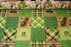 Mugwa Cottage: Quick Quilts & John Deere Quilt Adamdwight.com