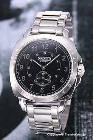 trend watch rakuten global market 14601198 coach watch tyler 14601198 coach watch tyler tyler black men coach coach