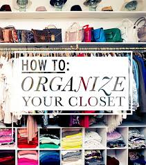DIY: The Experts Spill Their Tips For A Clean, Well-Organized Closet.