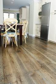 Wood Floor Kitchen Wood Floors For Kitchens