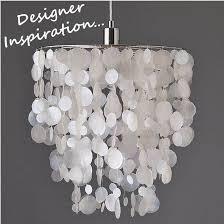 inspired whims designer look alike diy capiz shell chandelier inside the amazing and also lovely capiz