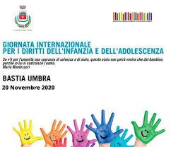 Bastia Umbra celebra la Giornata mondiale dei diritti dell'Infanzia e  dell'Adolescenza 20 Novembre 2020 - Terrenostre 4.0 giornale on-line,  Assisi, Bastia Umbra, Bettona, Cannara