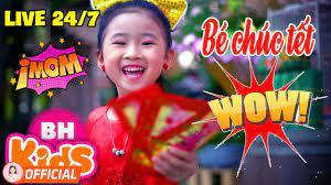 Ca Nhạc Thiếu Nhi Vui Nhộn Mừng Xuân Tân Sửu 2021 Bé Chúc Tết Chú Ếch Con  Con Heo Đất - Không quảng cáo - #1 Xem lời bài hát