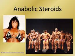 Anabolic steroids and teens