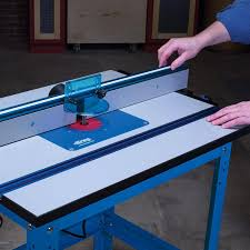 kreg router table. precision router table fence image gallery kreg