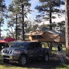 Tuff Stuff Overland 5 Person Elite Roof Top Tent | Tuff ...