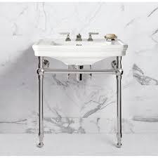 sink with metal legs. Fine Legs Console Sink With Chrome Legs Throughout Sink With Metal Legs A
