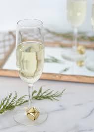 diy wine glass charm