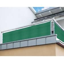 Balkon Sichtschutz 5m Balkonschutz Windschutz Balkonverkleidung