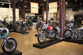 at the handbuilt motorcycle show asphalt rubber