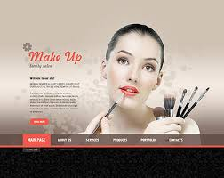 makeup artist websites templates makeup artist website template barca fontanacountryinn com