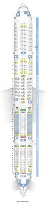 Seatguru Seat Map Air New Zealand Boeing 777 300 773