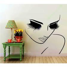 Small Picture Aliexpresscom Buy Hair Beauty Salon Decal Vinyl Sticker Woman