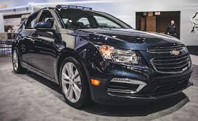 2015 Chevrolet Cruze Photos and Info – News – Car and Driver