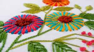 Stitch N Time Embroidery Designs Embroidery Tutorial Long And Short Stitch Beautiful