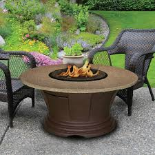 Full Size of Fire Pits Design:fabulous Fire Pit Mosaic Blooma Silene Metal  Firepit Table ...