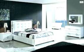 White Lacquer Luxe Bedroom Furniture High Gloss Fur – trains-railways