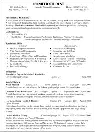 Resumes Excellent Resume Example Perfect Sample Pdf Best Examples