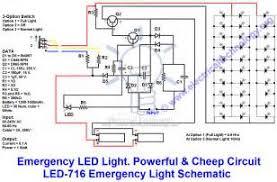 simple circuit diagram of emergency light images led light led emergency light wiring diagram image wiring