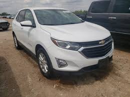 The 2020 chevrolet equinox comes in 8 configurations costing $0 to $35,700. Salvage Car Chevrolet Equinox 2020 White For Sale In Bridgeton Mo Online Auction 2gnaxkev5l6185598