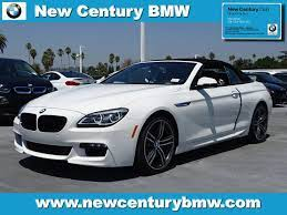 New 2018 Bmw 6 Series 650i Convertible For Sale In Alhambra California New Century Bmw