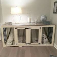 designer dog crate furniture ruffhaus luxury wooden. This The Best DOG CRATE Idea We Have Ever Seen! Love This! Via BB Kustom  Kennels - My Doggy Is Delightful Designer Dog Crate Furniture Ruffhaus Luxury Wooden