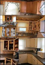 Amazing How To Update Old Kitchen Cabinets With Trim And Paint