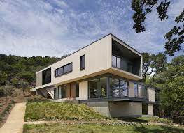 Steep Hillside Home Designs Hillside House Shands Studio Archdaily