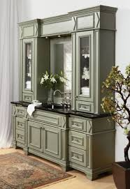 Madison Pistachio By Bertch Cabinet Manufacturing Our Bathroom