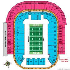 Sun Devil Stadium Tickets And Sun Devil Stadium Seating