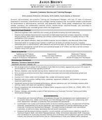 Resume Objective For Customer Service Cv Examples For Customere Jobs Example Job Resume Objective 38