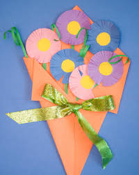 Construction Paper Flowers Activity Education Com