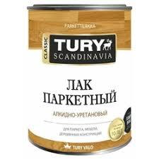 «<b>Tury</b> Scandinavia Classic <b>Лак паркетный</b> алкидно-уретановый ...